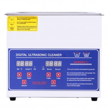 Bac nettoyeur ultrason 3 litres - numérique