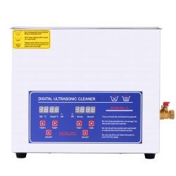 Bac à ultrason 10 litres - numérique - produit nettoyant 500ml offert