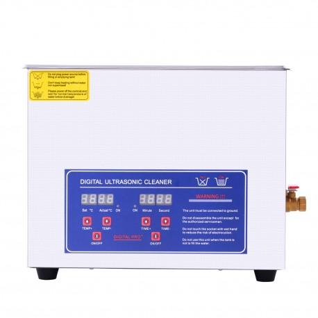Bac nettoyeur ultrason 15 litres - numérique