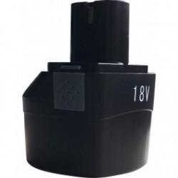 Batterie 18V pour pompe à graisse