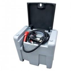 Cuve de ravitaillement fuel 12V, 40L/min avec capot