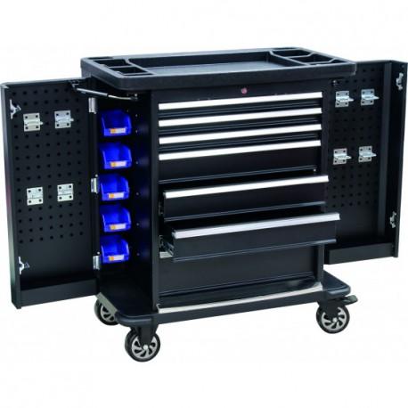 Servante à outils 7 tiroirs