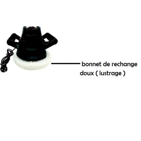 Bonnet de rechange doux polisseuse lustreuse