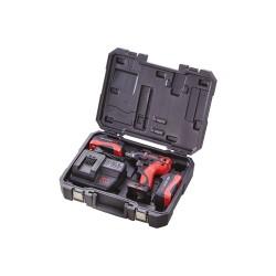 """Coffret de clé à chocs compacte sur batterie 1/2"""" 813 Nm"""