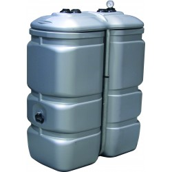 Cuve stockage PEHD DP 750 litres nue