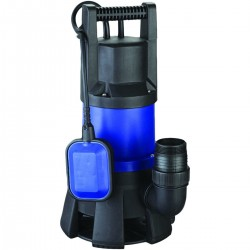 Pompe immergée automatique gros débit eaux chargées