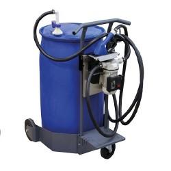 Pompe électrique ADBLUE 230V 330W 34L/min avec chariot mobile