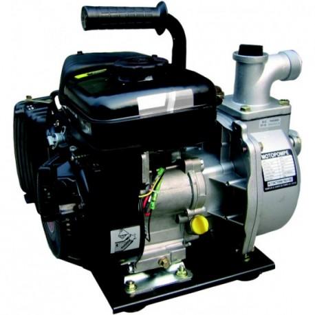 Motopompe essence 2.6CV 4 temps 18m3/ DN 40mm