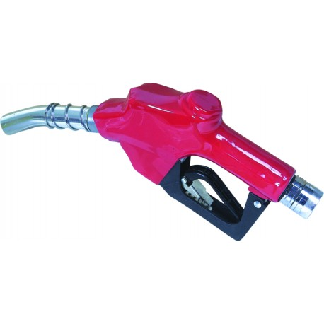 Pistolet gasoil métallique à arrêt automatique 120L/min