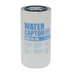 Filtre à gasoil à absorption d'eau