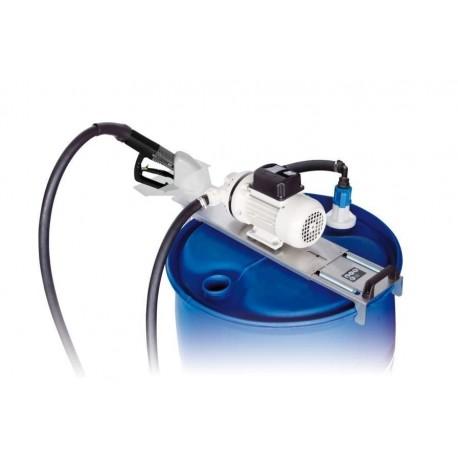 Pompe électrique Adblue 230V 400W 32L/min - pistolet automatique - kit station pour fut