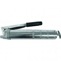 Pompe à graisse manuelle avec flexible/agrafe et valve de remplissage