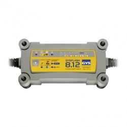 Chargeur de batterie 12V GYSFLASH 8.12
