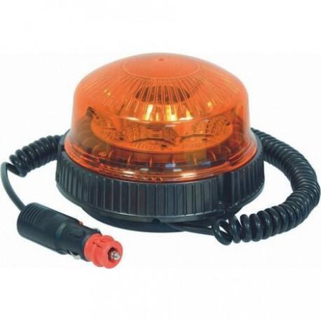 Gyrophare LED rotatif magnétique