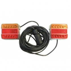 Kit de signalisation arrière 12 V LED