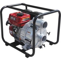 Motopompe essence 58m3/h pour eaux chargées