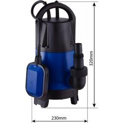 Pompe immergée automatique mixte