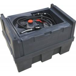 Cuve de ravitaillement gasoil 450L 12V 45L/min - 08040