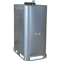 Cuve de stockage galvanisée DP 1000 litres nue