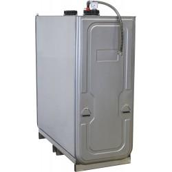 Cuve de stockage galvanisée DP 1500 litres pré-équipée - CEMO