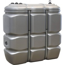 Cuve stockage PEHD DP 1500 litres nue