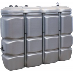 Cuve stockage PEHD DP 2000 litres nue