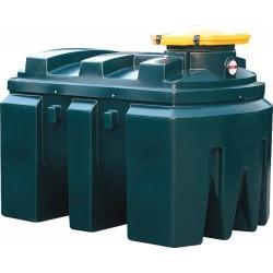 Cuve de stockage 1200L pour huile usagée
