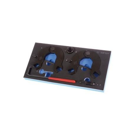 Kit de calage moteur essence AUDI (courroie) - King Tony - 9AT1306