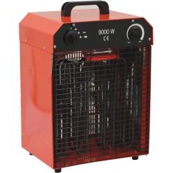 Chauffage aérotherme électrique tri 9 kW - 11047