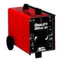 Poste à souder à l'arc à courant alternatif ou continu QUALITY 280 - Professionnel