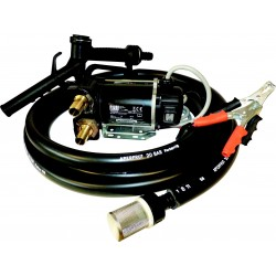 Pompe Gasoil 12V 45L/min Eko Auto-Amorçante