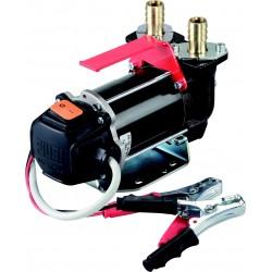 Pompe Gasoil 12V 50L/min Auto-amorçante