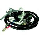 Kit Pompe Gasoil double moteur 12V Auto-amorçante (Gros débit)