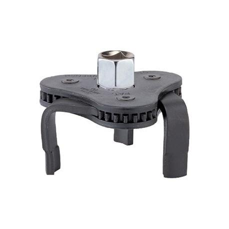 Clé auto-serrante extra plate 63~102 mm