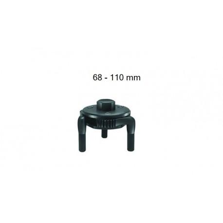 Clé auto-serrante magnétique 68 ~ 110 mm