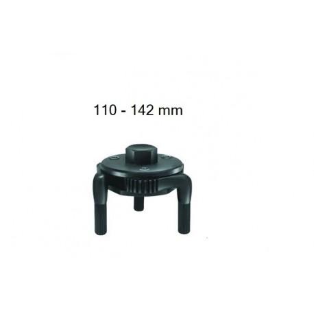 Clé auto-serrante magnétique 110 ~ 142 mm