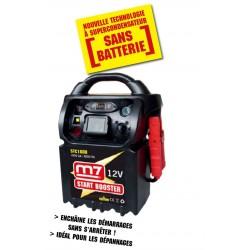 Booster de démarrage 12V à super-condensateur