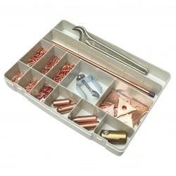Boîte de consommables acier débosselage SPOTTER BOX PRO