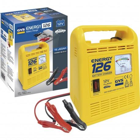 Chargeur de batterie energy 126 GYS