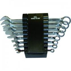 Rack de clés mixtes métriques - 8 pièces