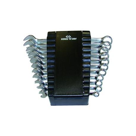 Rack de clés mixtes métriques - 11 pièces