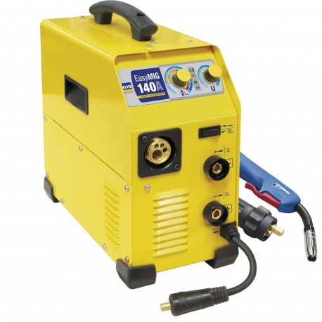 Poste de soudure inverter semi-automatique EASYMIG 140