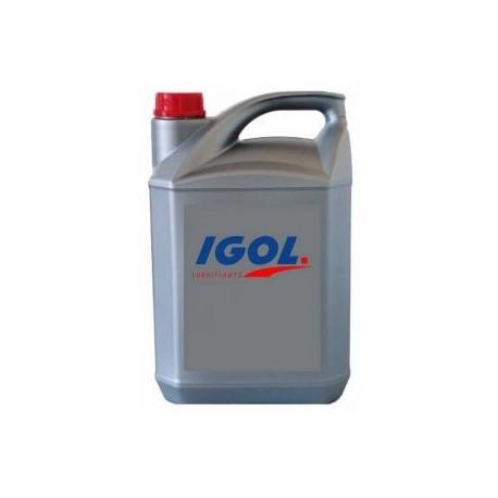 Bidon de 5 litres huile hydraulique hv 46 de marque igol - Huile hv 46 ...