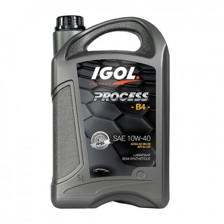 Huile Moteur 10W40 Igol Process B4