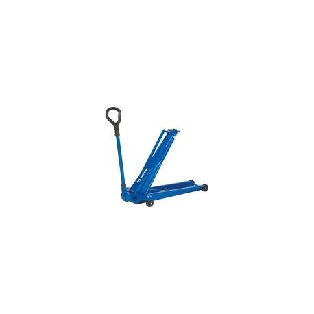 Cric hydraulique 1.3 extra long extra haut
