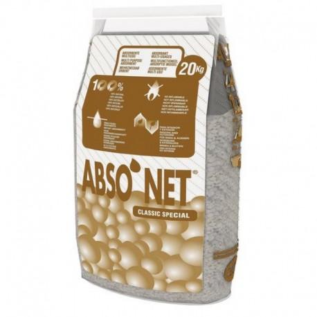 Granulés absorbants, Sépiolite 15/30 - sac de 20 kg