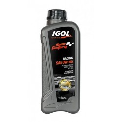 Huile Moteur Igol Race Factory Racing 0W40 - 2 litres