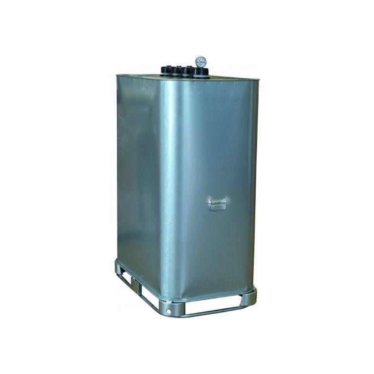 Cuve de stockage galvanisée DP 1000L nue