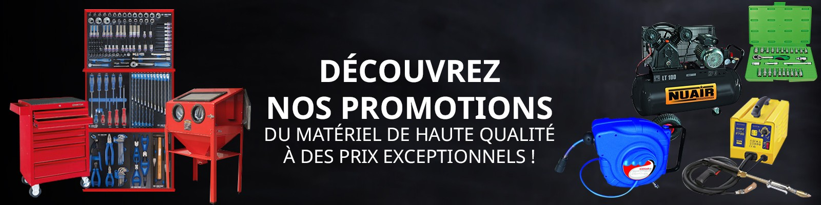 Promotion VNEQUIPEMENT